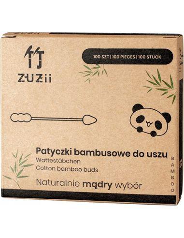 Patyczki bambusowe do uszu 100szt...