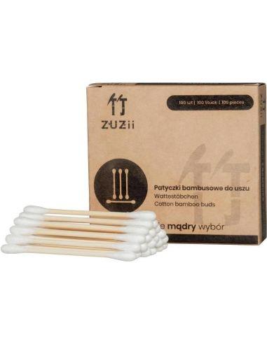 Patyczki bambusowe do uszu...