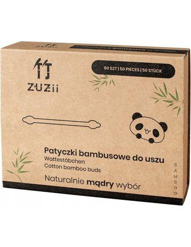 Patyczki bambusowe do uszu duże...
