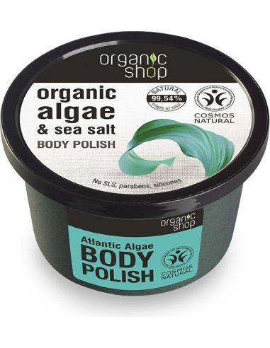 Peeling / pasta **Algae & Sea Salt**...