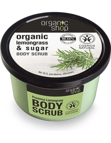 Peeling / scrub **Lemongrass &...