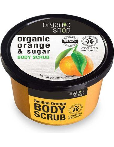 Peeling / scrub **Orange & Sugar** do...