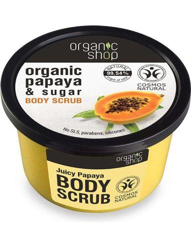 Peeling / scrub **Papaya & sugar** do...