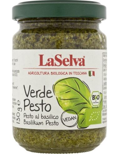 Pesto **Verde** 130g*LASELVA*BIO