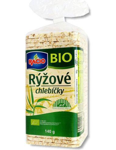 Pieczywo chrupkie ryżowe 140g*RACIO*BIO