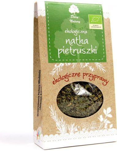 Pietruszka natka 20g*DARY NATURY*BIO