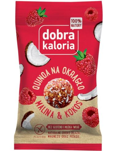 Przekąska **Quinoa Na Okrągło**...