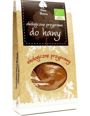 Przyprawa do kawy 50g*DARY NATURY*BIO