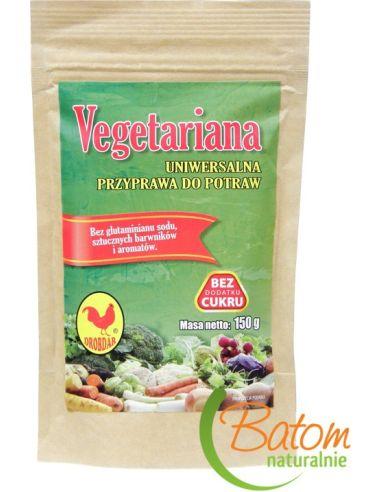 Przyprawa do potraw **Vegetariana**...