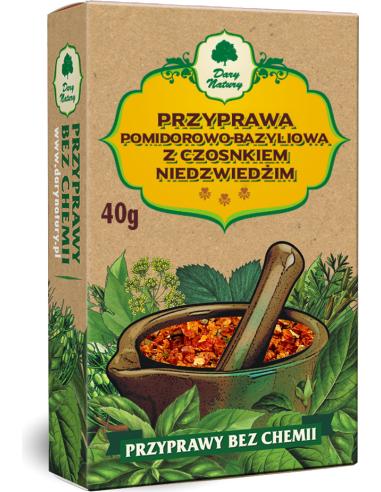 Przyprawa pomidorowo- bazyliowa z...