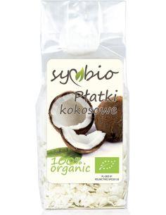 Płatki kokosowe 50g*SYMBIO*BIO