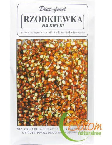Rzodkiewka nasiona 80g*DIET- FOOD*