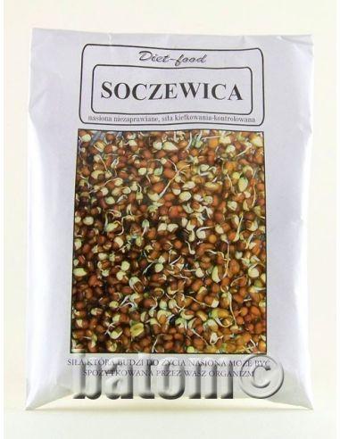 Soczewica nasiona 160g*DIET- FOOD*