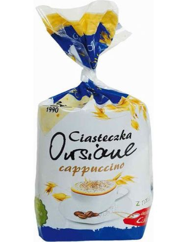 Ciasteczka owsiane cappuccino bezcukrowe 150g*ANIA*