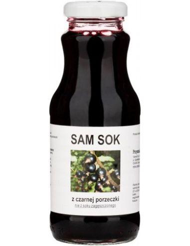 Sok z czarnej porzeczki 250ml*SAM SOK*