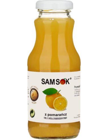 Sok z pomarańczy 250ml*SAM SOK*