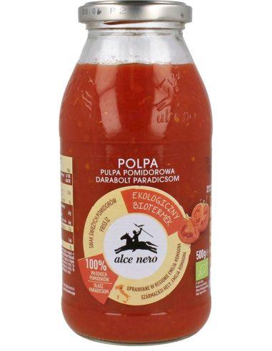 Sos pomidorowy Pulpa 500g ALCE NERO BIO