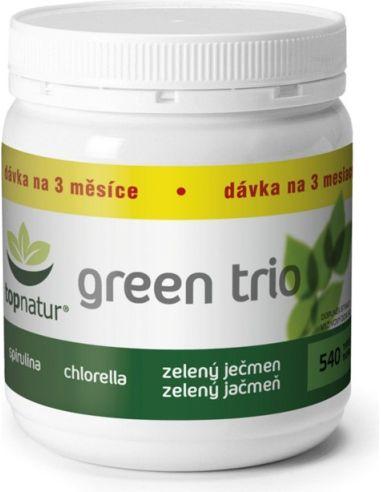 Spirulina / chlorella / zielony...