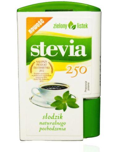 Stevia 250T*ZIELONY LISTEK*