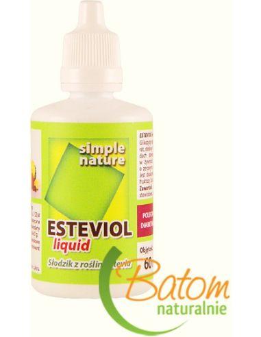 Stewia **Esteviol** w płynie...