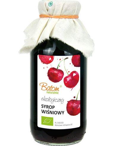 Syrop wiśniowy 330ml*BATOM*BIO
