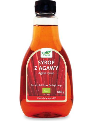 Syrop z agawy 660g*BIO PLANET*BIO