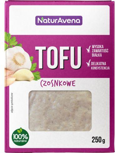 Tofu czosnkowe 250g NATURAVENA