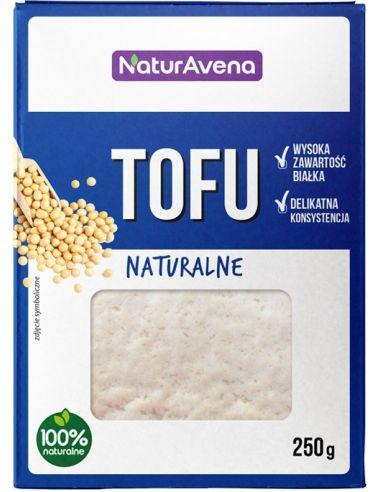 Tofu naturalne 250g NATURAVENA