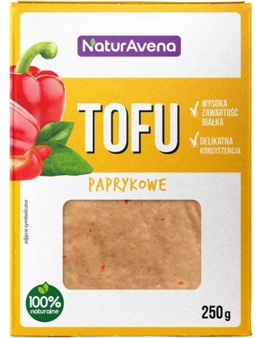 Tofu paprykowe 250g NATURAVENA