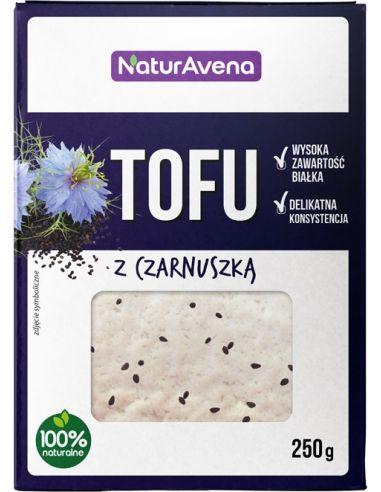 Tofu z czarnuszką 250g*NATURAVENA*