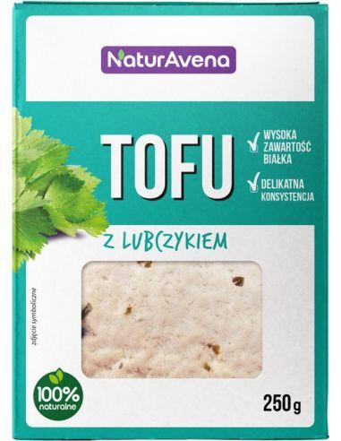 Tofu z lubczykiem 250g NATURAVENA