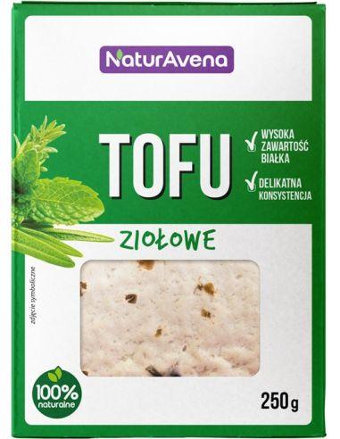 Tofu ziołowe 250g NATURAVENA