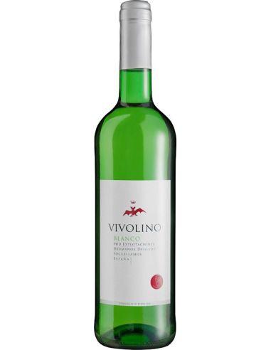 Wino białe / wytrawne / Hiszpania...