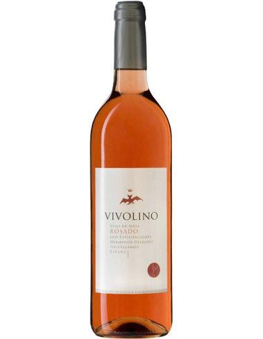 Wino różowe / wytrawne / Hiszpania...