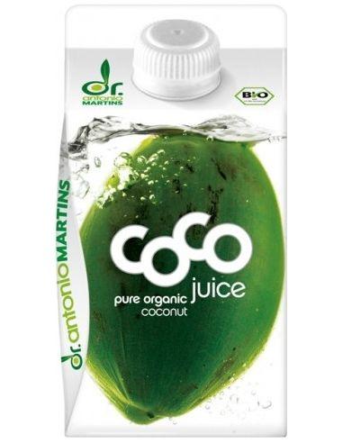 Woda kokosowa naturalna 500ml COCO BIO