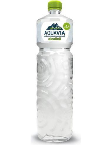 Woda źródlana alkaliczna pH 9,4...