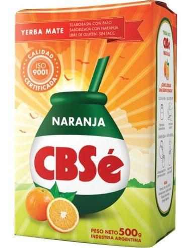 Yerba Mate Naranja z aromatem...