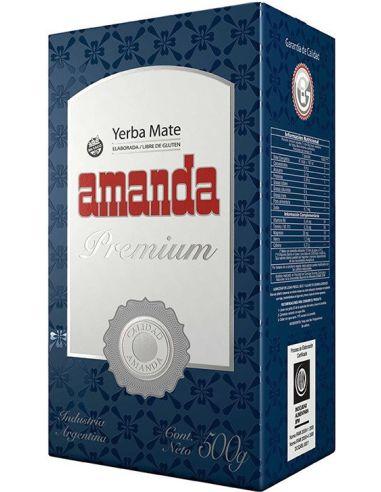 Yerba Mate **Premium** 500g*AMANDA*