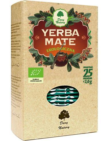 Yerba Mate ekspres 25T*DARY NATURY*BIO