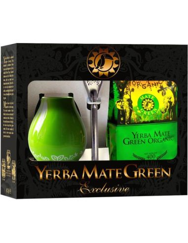 Yerba Mate zestaw startowy*GREEN...