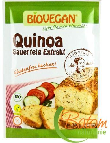 Zakwas chlebowy z quinoa...