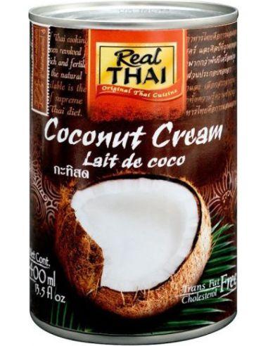 Śmietanka kokosowa puszka 400ml*REAL...