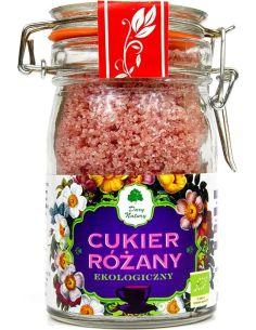 Cukier różany 150g*DARY NATURY*BIO