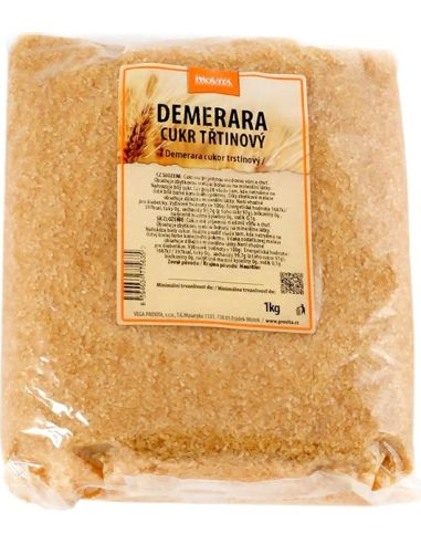 Cukier trzcinowy **Demerara**...