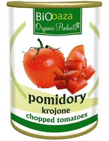 Pomidory krojone puszka 400g BIO OAZA...