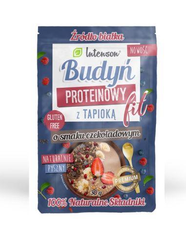 Budyń Proteinowy Fit czekoladowy z...
