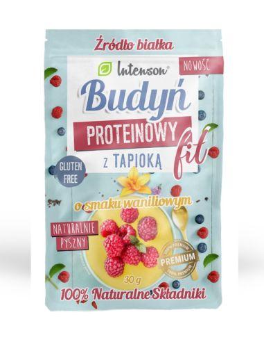 Budyń Proteinowy Fit waniliowy z...