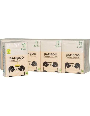 Chusteczki higieniczne bambusowe...