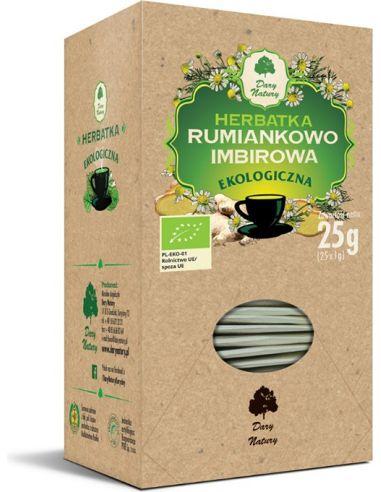 Herbatka rumiankowo-imbirowa 25T DARY...