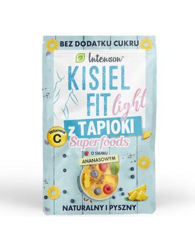 Kisiel Fit Light ananasowy z tapioki...